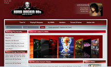 Hard Rockin 80s.com - The best 80s rock and metal on the net