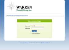 Warren Lockbox Secure document storage and sharing
