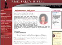 Rise, Sally, Rise.com - Keep Rising!